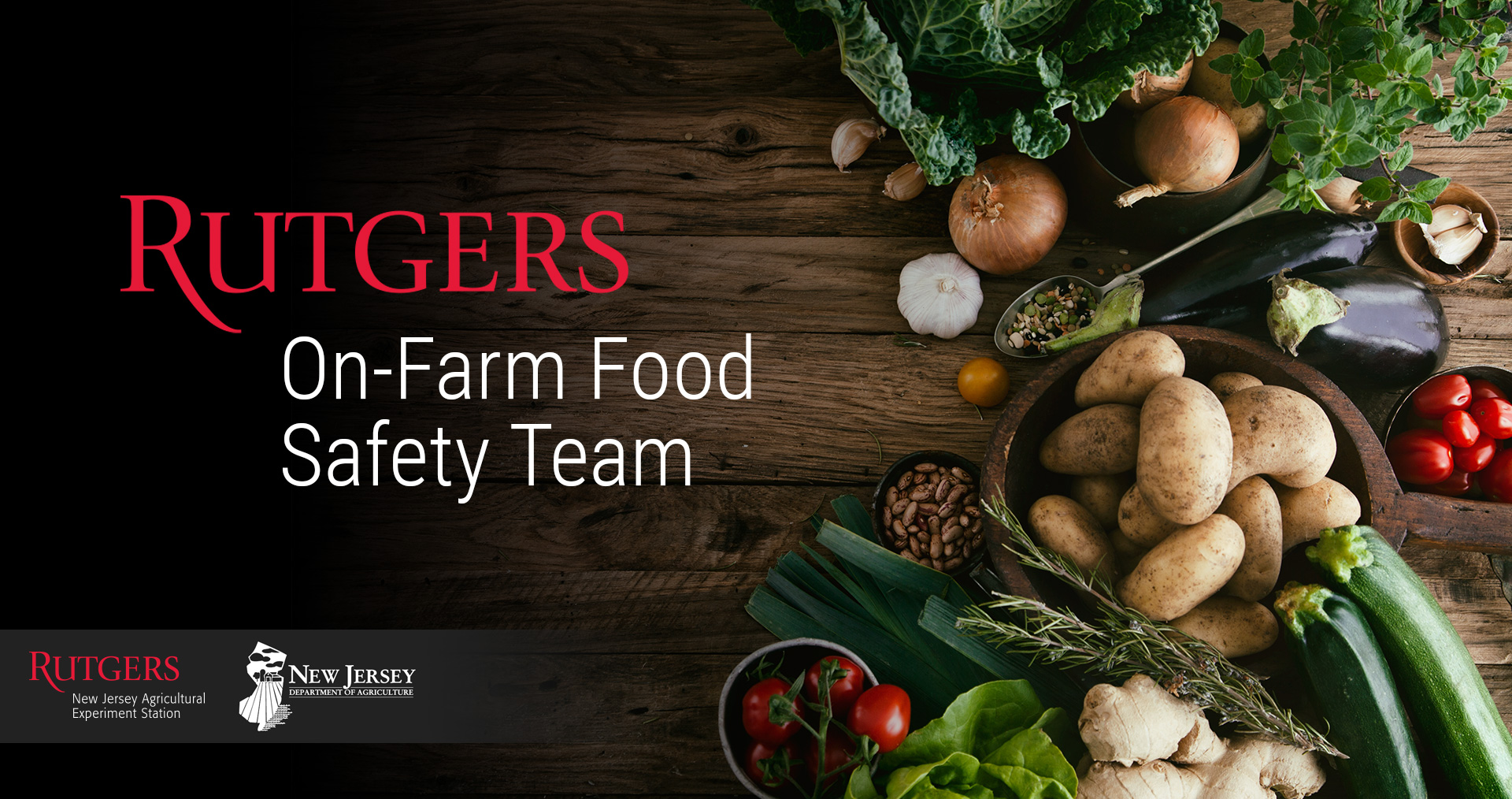Food Safety Publications - Rutgers On-Farm Food Safety